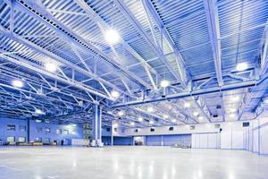 钢结构仓库案例